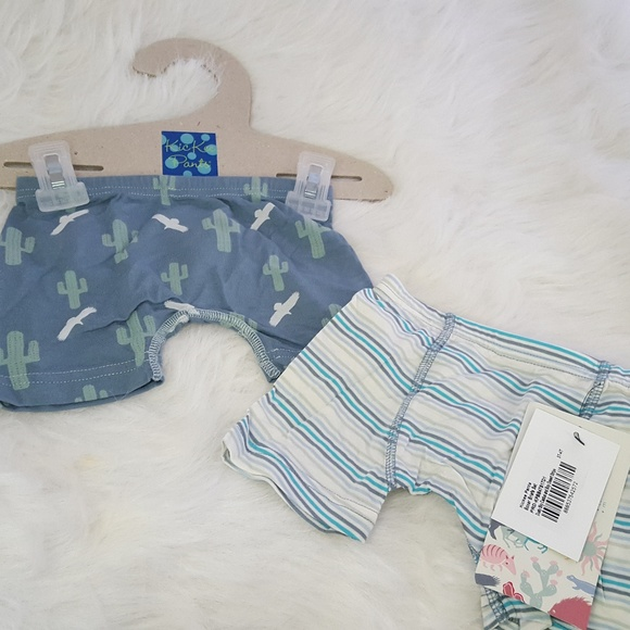 1cdd6ee4b992 Kickee Pants Accessories | Boxer Briefs 2 Pair Boys Size 3t 4t ...
